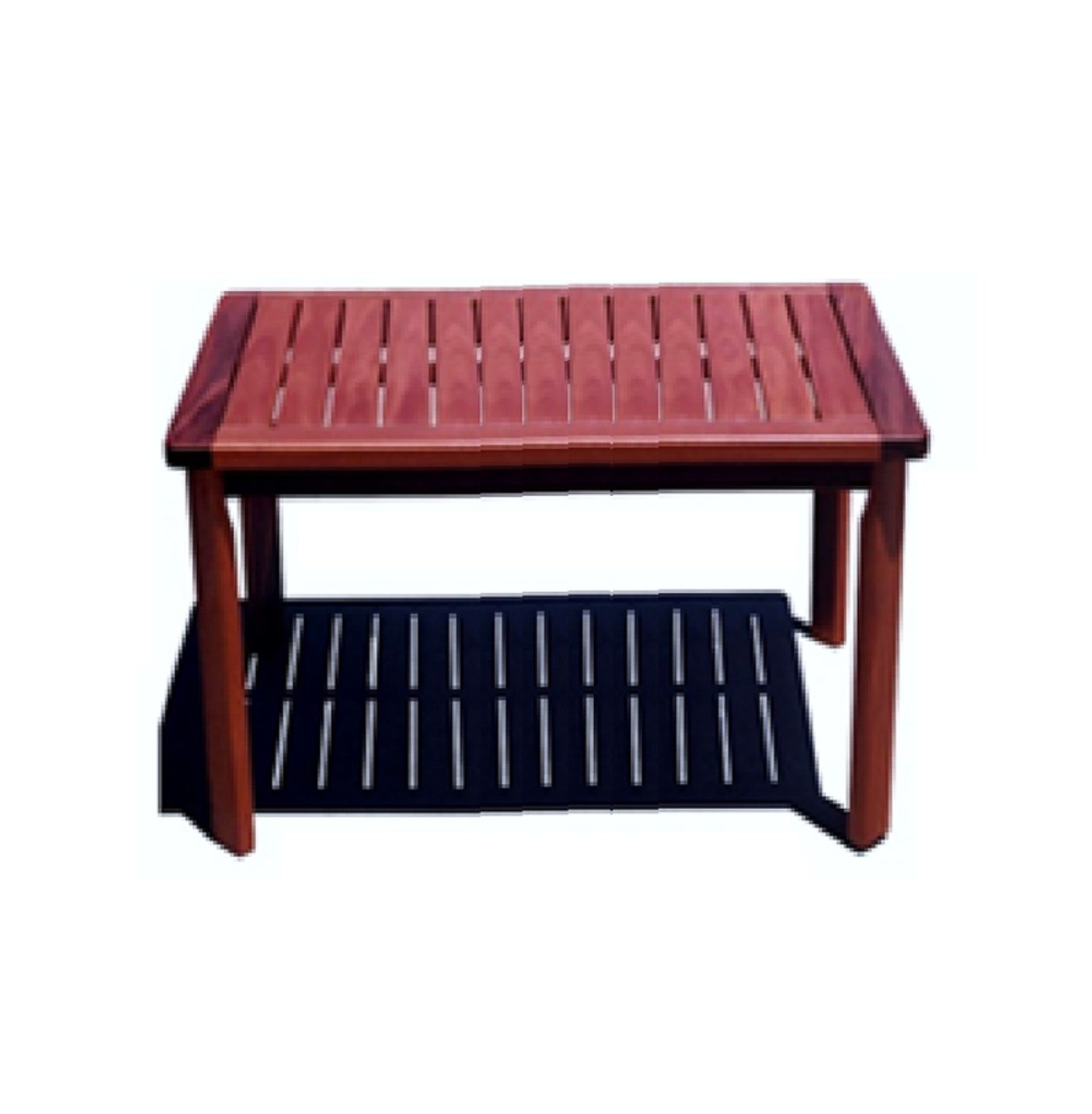 Sorrento Jarrah Outdoor Table (L110cm)