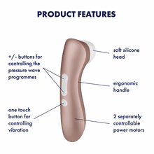 Load image into Gallery viewer, SATISFYER PRO 2 + WITH VIBRATION - Clitoral Stimulation - My Perfect Box
