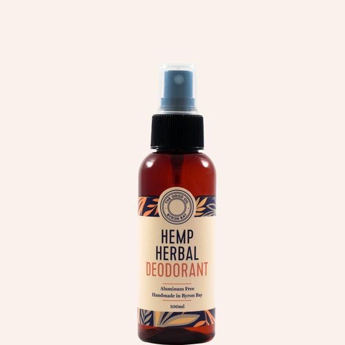 Hemp Herbal Deodorant - The Good Oil Byron bay - My Perfect Box