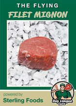 Load image into Gallery viewer, Flying - Filet Mignon Steak (6) 8 oz. steaks