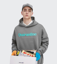 Load image into Gallery viewer, Unisex #Quarantine Graphic Matching Couple Hoodies - Palm Paw