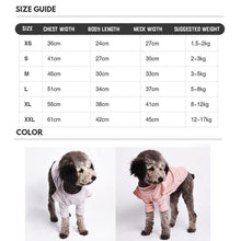Load image into Gallery viewer, Ruffle Sleeve Dog T-shirt - Palm Paw