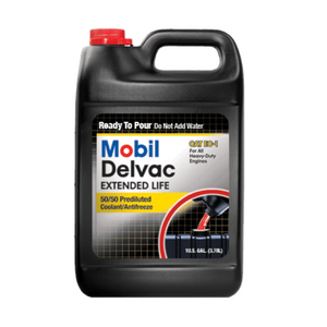 MOBIL DELVAC EXTENDED LIFE COOLANT 50/50 - 1 gls