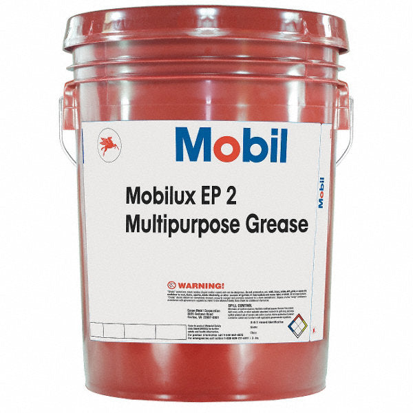 MOBIL GREASE EP2 USO GENERAL- 35 lbs