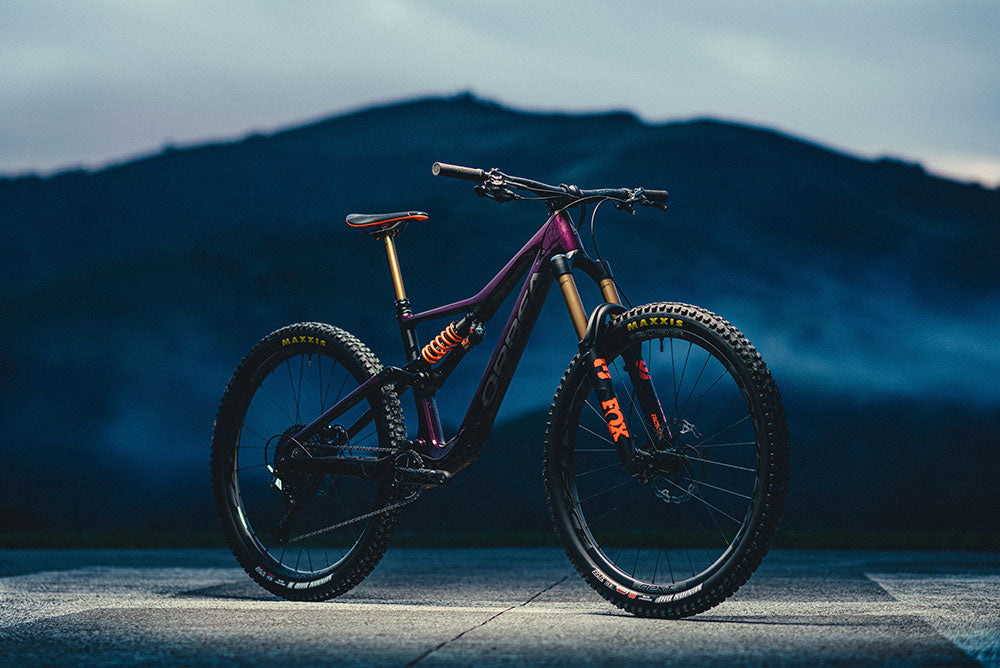 2022 Orbea Occam LT at Contender Bicycles