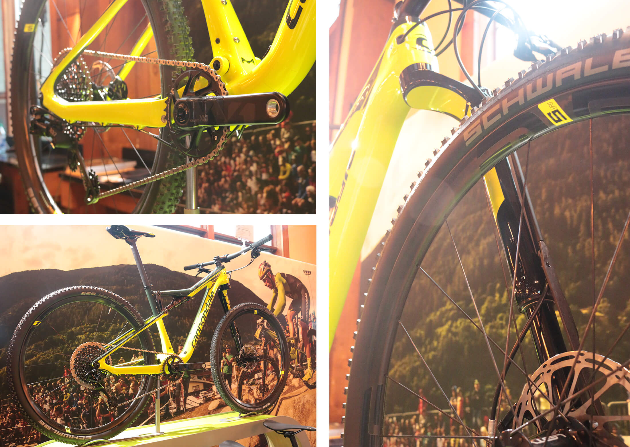 2019 Cannondale FSI MTB - Contender Bicycles
