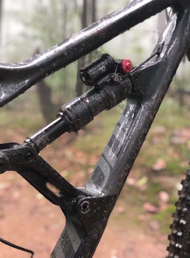 2019 Cannondale Jekyll 29 Rear Linkage - Contender Bicycles