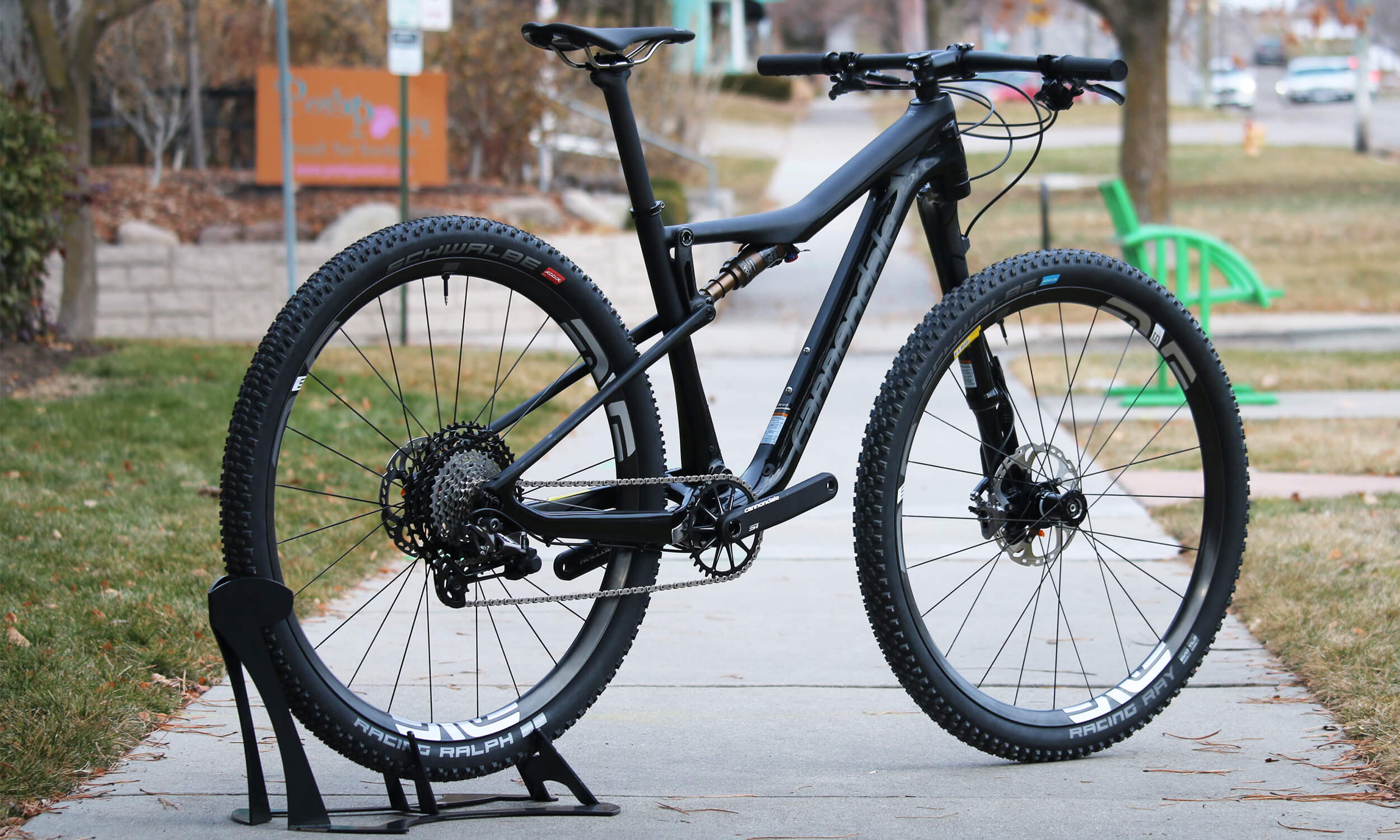 2019 Cannondale Scalpel Si HiMod Carbon XTR Limited Edition Bike - Contender Bicycles