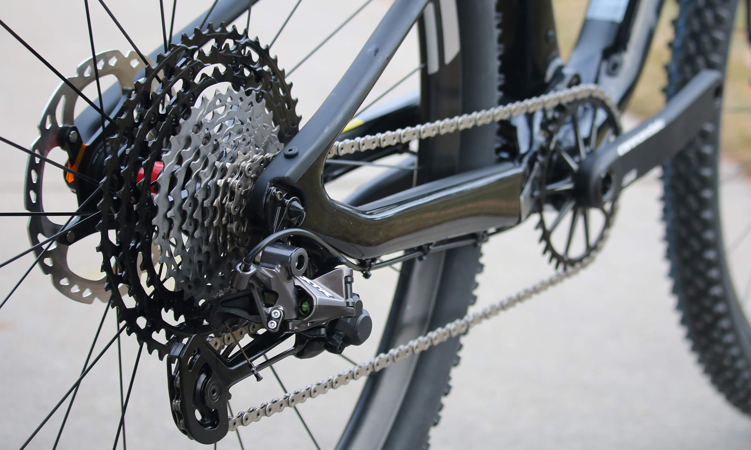 2019 Cannondale Scalpel SI HIMOD Carbon - Shimano XTR 12 Speed