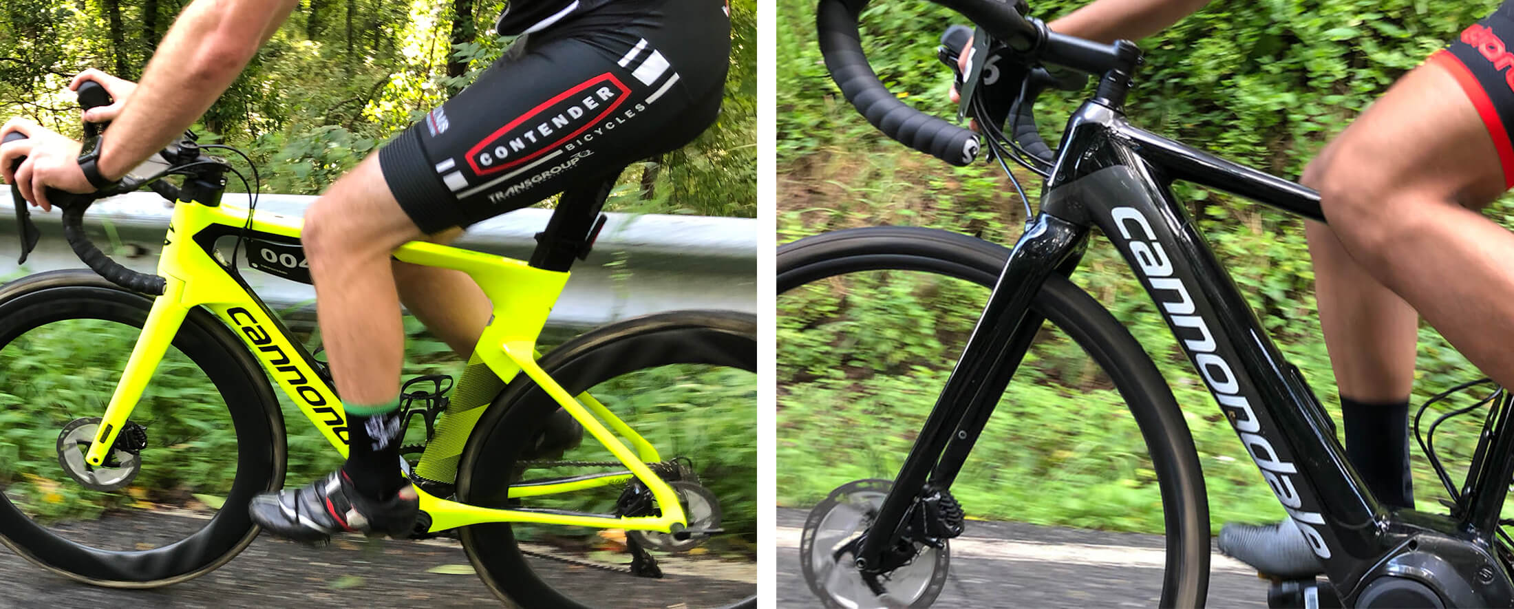 2019 Cannondale System Six & Cannondale Synapse NEO
