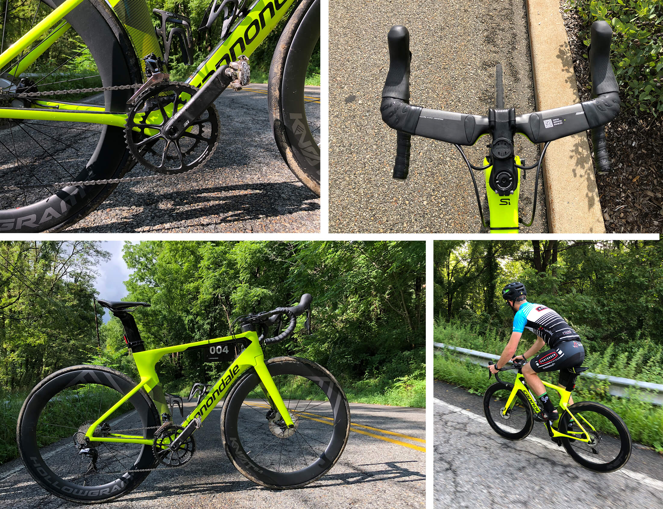 2019 Cannondale System Six Aero Road Bike - Contender Bicycles