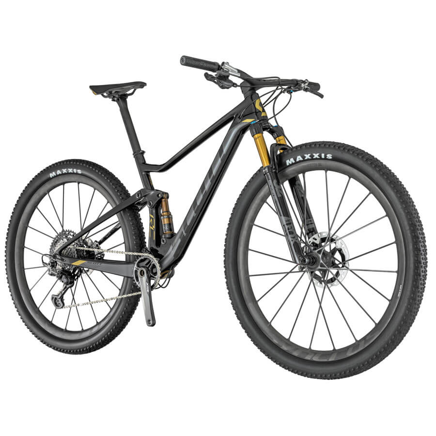 2019 Scott Spark RC 900 SL two