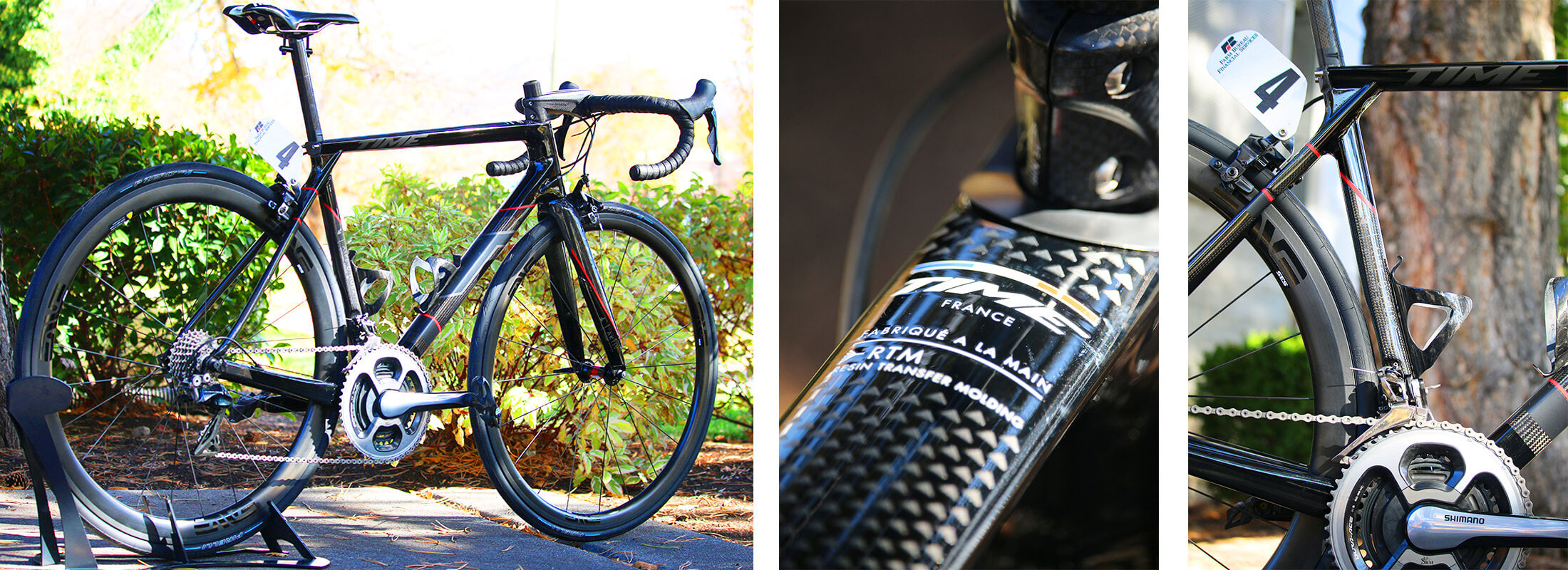 2019 TIME Alpe d'Huez 21 Road Bike - Contender Bicycles