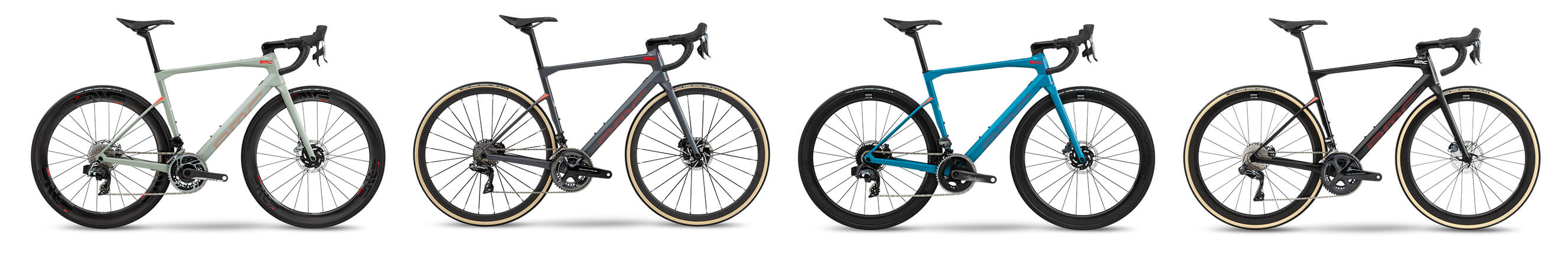 2020 BMC Roadmachine RM01 01 Lineup - Contender Bicycles