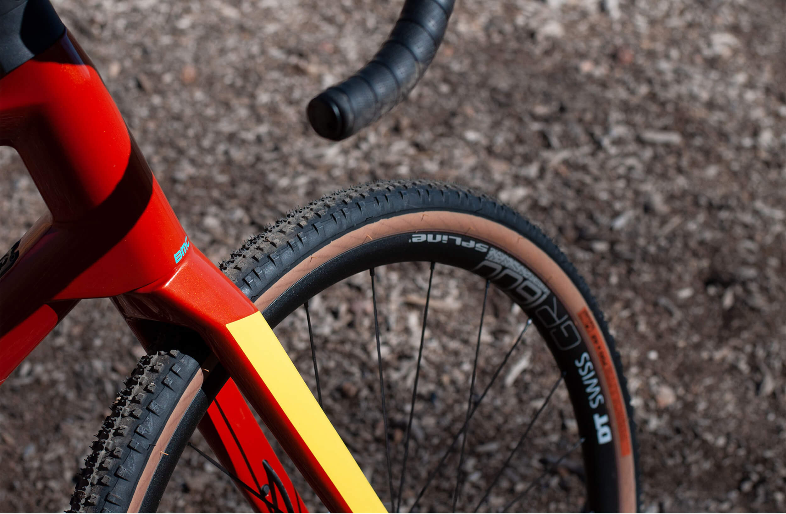 2020 BMC URS TWO Disc Tire Clearance - Contender Bicycles