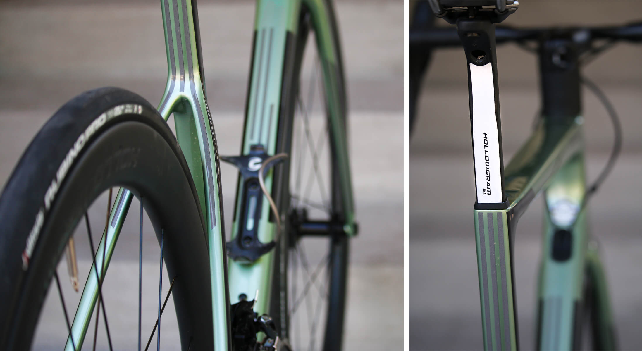 2020 Cannondale SuperSix EVO Reflective Seatpost - Contender Bicycles