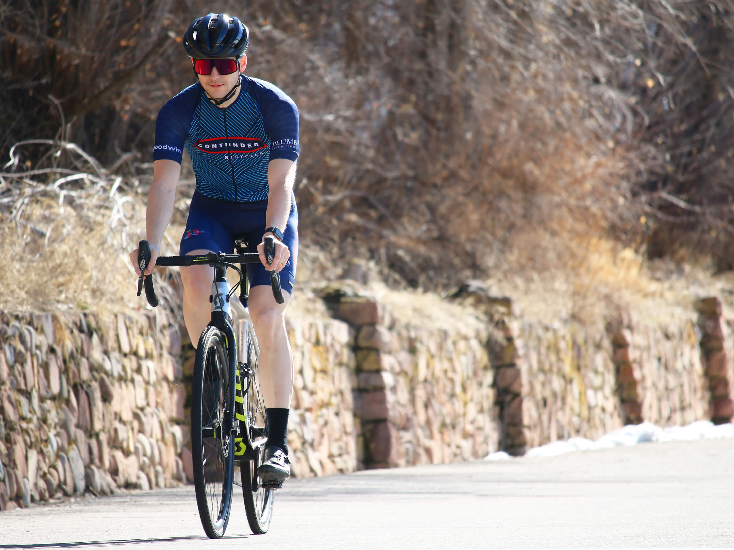2020 Contender Bicycles Club Clothing