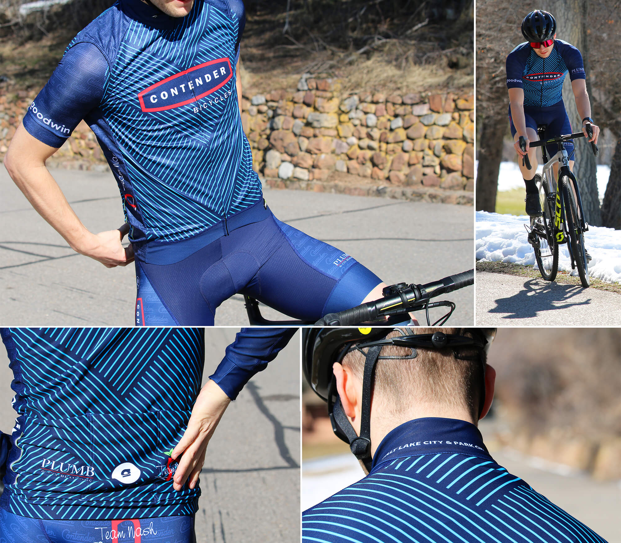 2020 Contender Bicycles Club Kit - Details