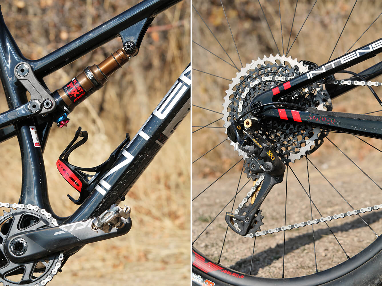 2020 Intense Sniper XC Detailing - Contender Bicycles