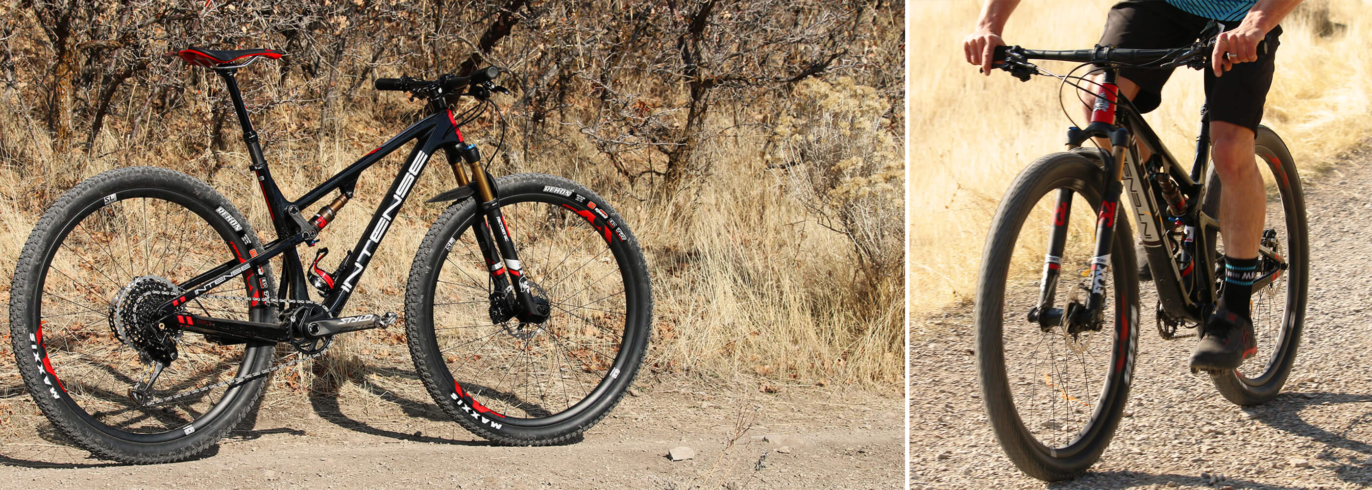 2020 Intense Sniper XC Ride Review Action - Contender Bicycles