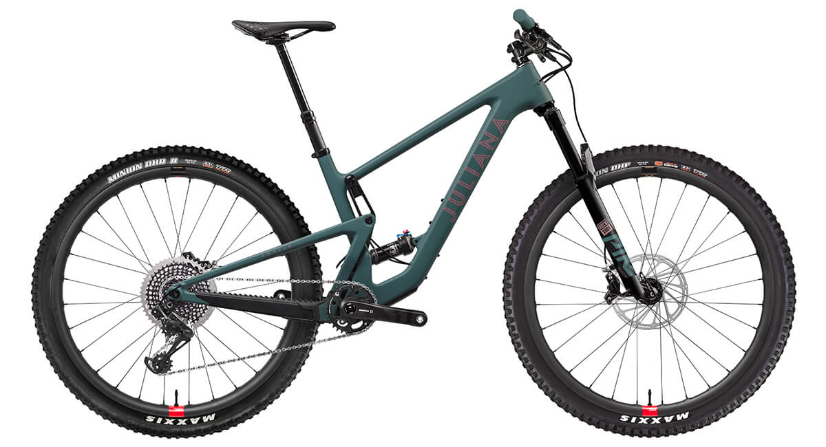 2020 Juliana Joplin CC SRAM X01 Reserve - Contender Bicycles