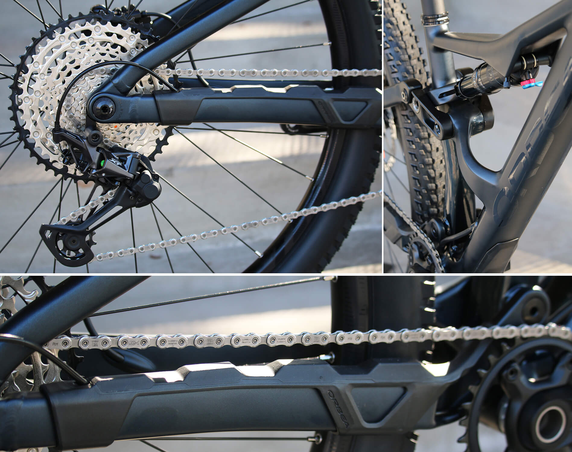 2020 Orbea Occam H20 Chain Guard - Contender Bicycles