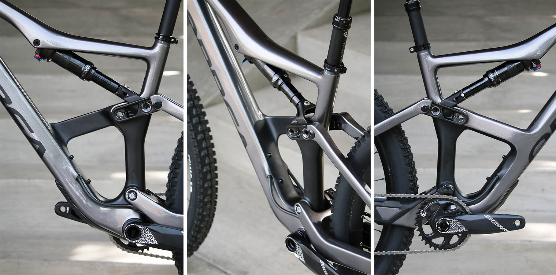 2020 Orbea Occam Rear Suspension Linkage - Contender Bicycles