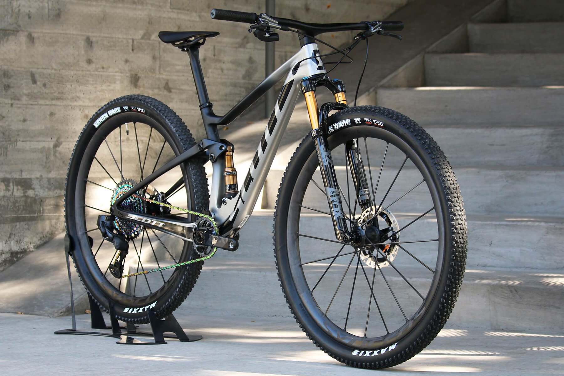 2020 SCOTT Spark RC 900 World Cup SL AXS - Contender Bicycles