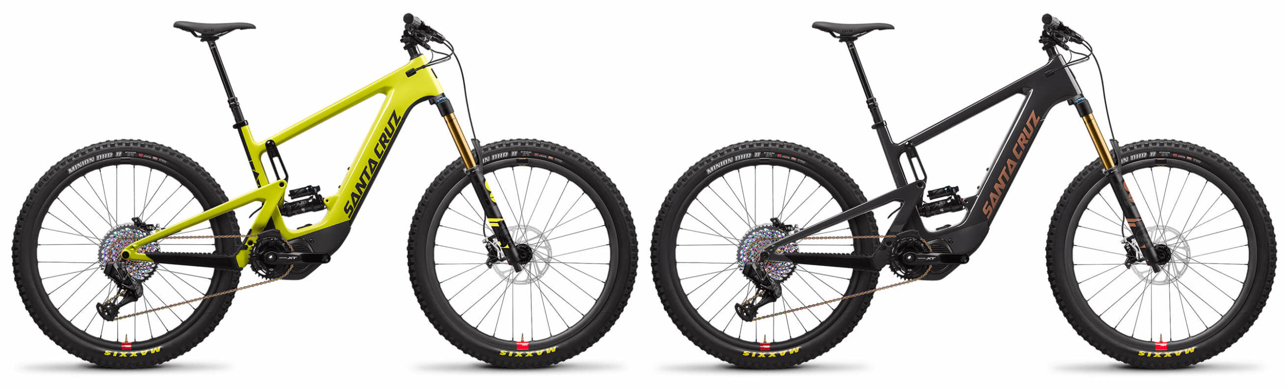 2020 Santa Cruz Heckler Electric Mountain Bike