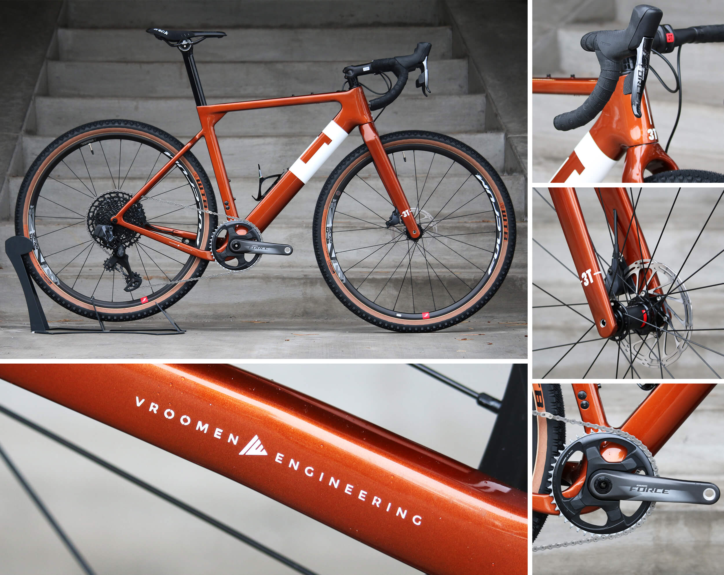 3T Exploro Force AXS - Contender Bicycles