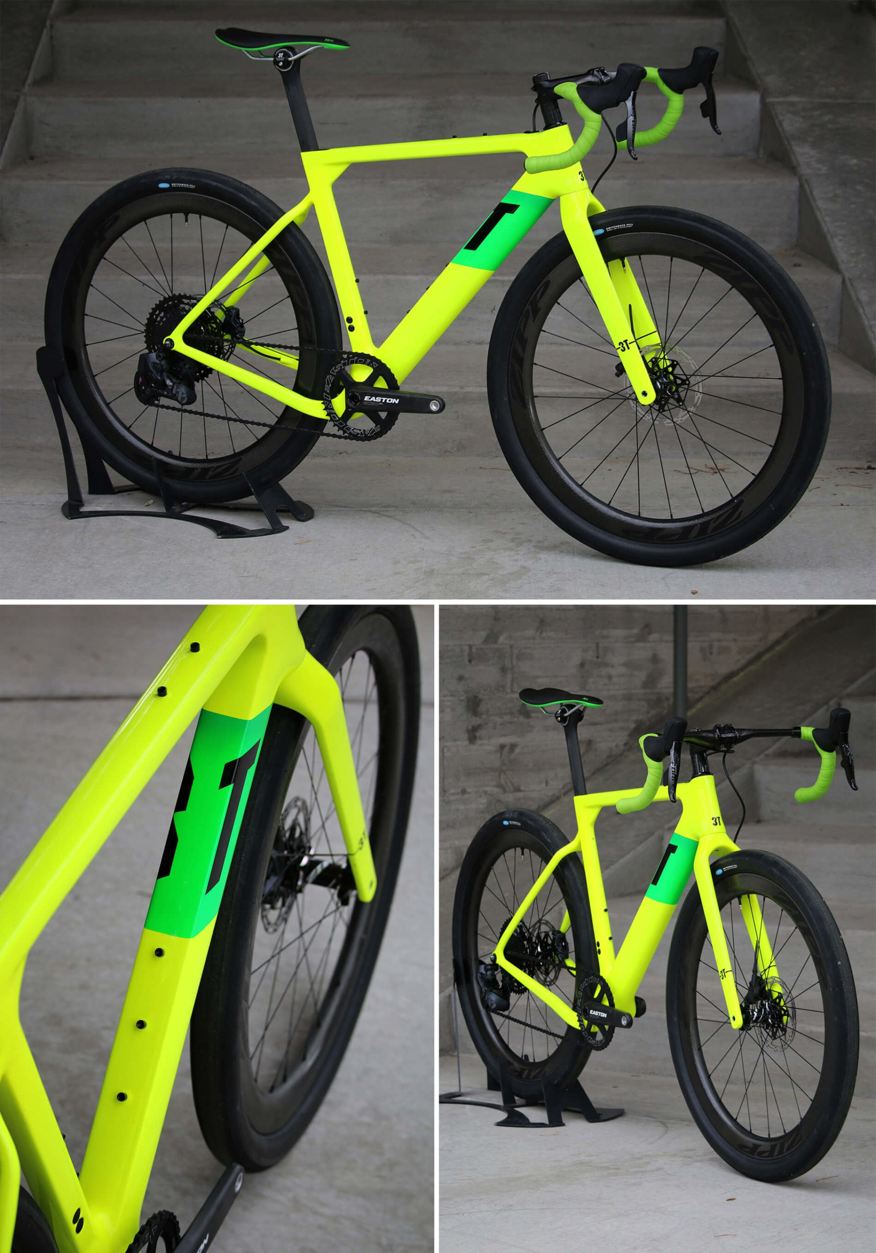 3T Exploro Ready to Paint RTP - Contender Bicycles