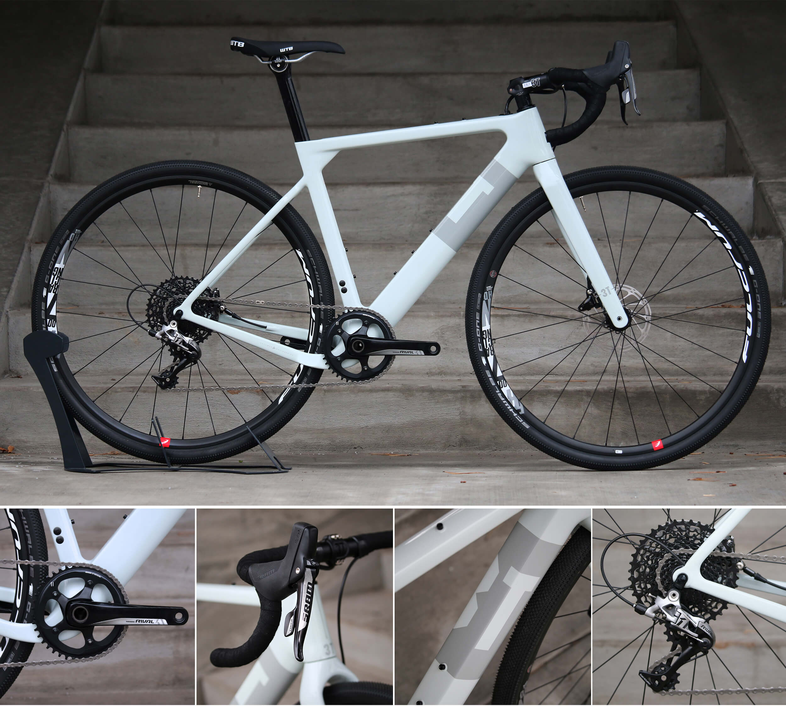 3T Exploro Rival Contender Bicycles