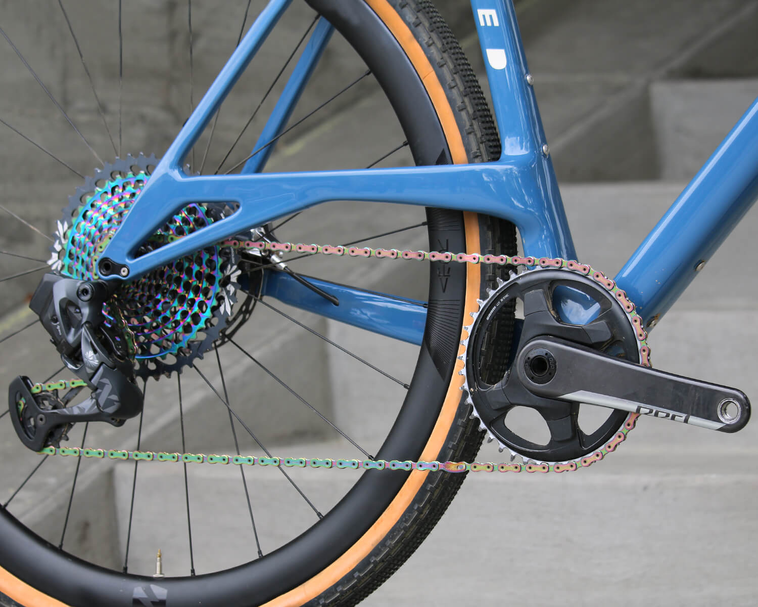 Allied Able Chainstay - Contender Bicycles