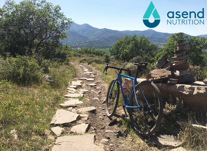Asend Nutrition - Contender Bicycles Training Ride