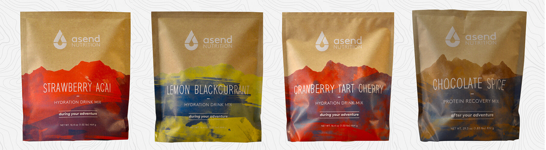 Asend Nutrition - Contender Bicycles