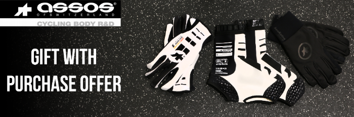 Assos Gift With Purchase Offer