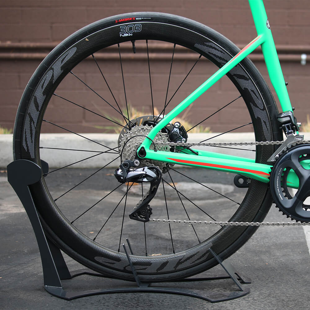 BMC-RM01-Green-ZIPP-Wheel