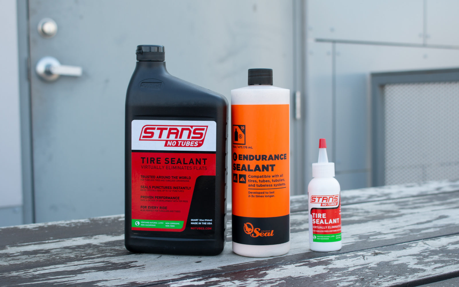 Five Way to Help Your Bike Feel Like New - Add More Sealant