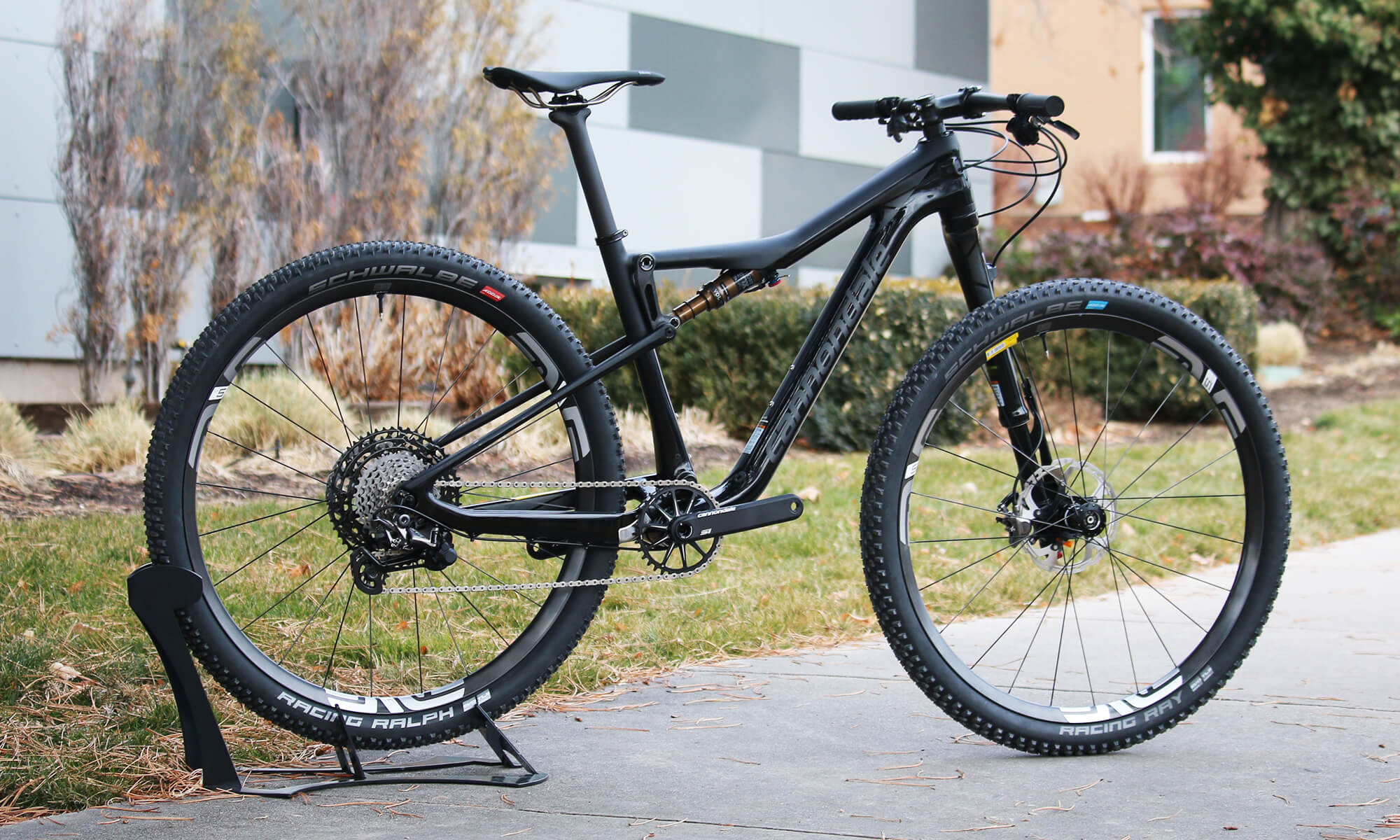 2019 Cannondale Scalpel Si HiMod Limited Edition XTR 12-Speed, ENVE Wheels - Contender Bicycles