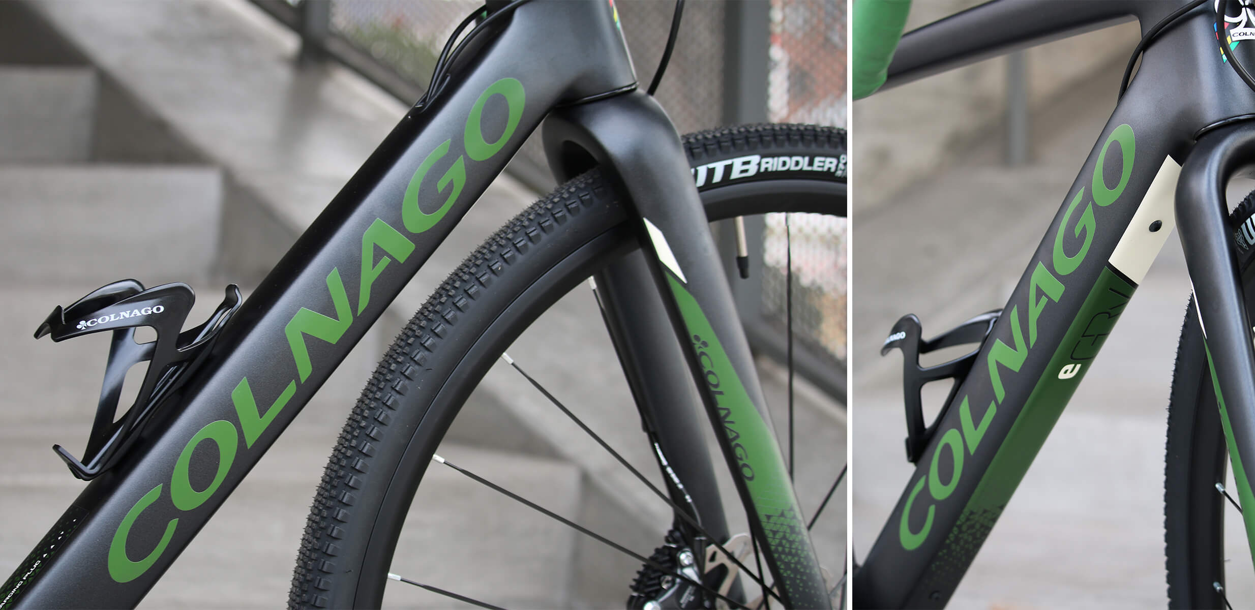 Colnago e-GRV Electric Gravel - Contender Bicycles