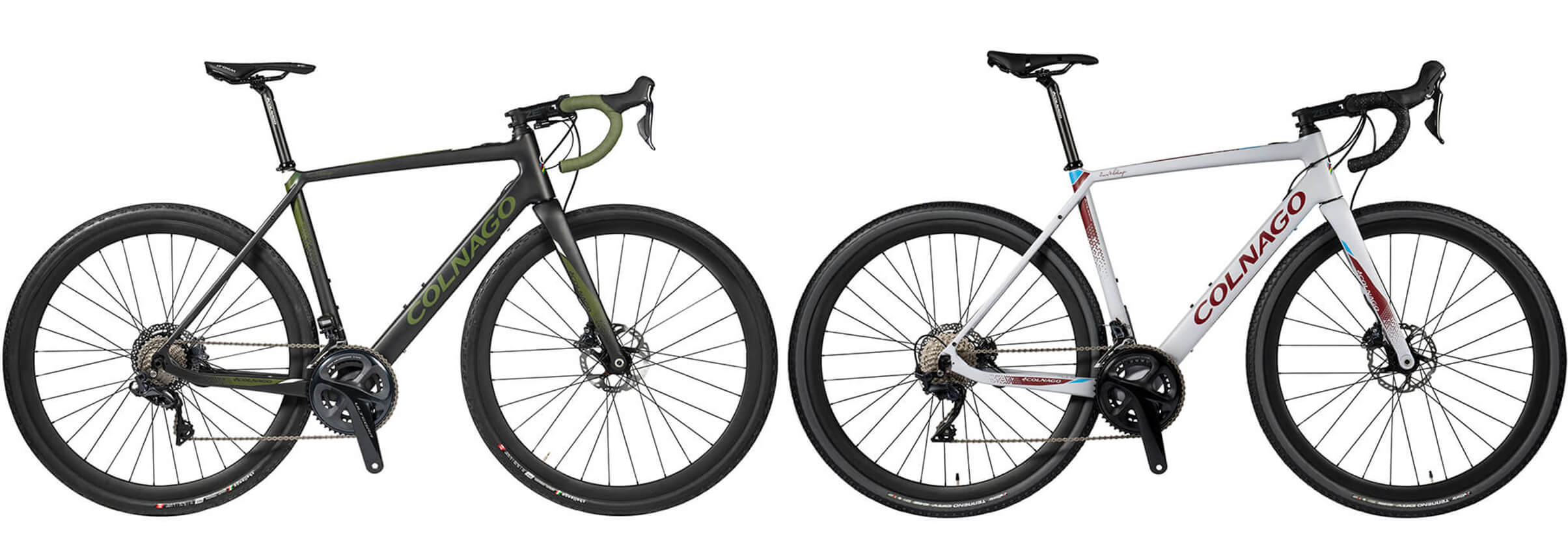 2020 Colnago e-GRV Colors - Contender Bicycles