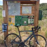 Contender TdF 2019 week one Old Ranch Road Trailhead