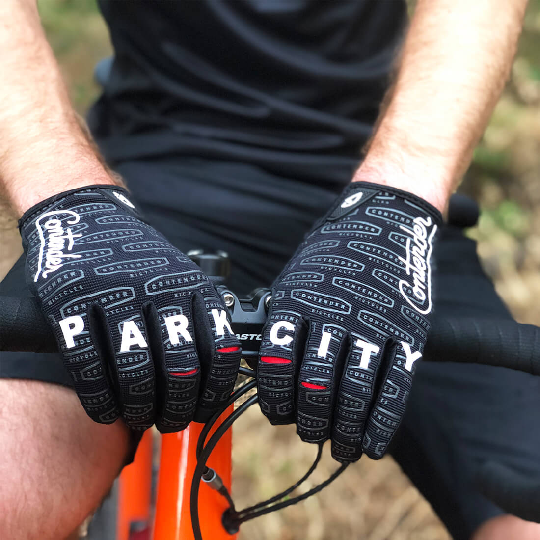Giro Contender Park City DND Gloves