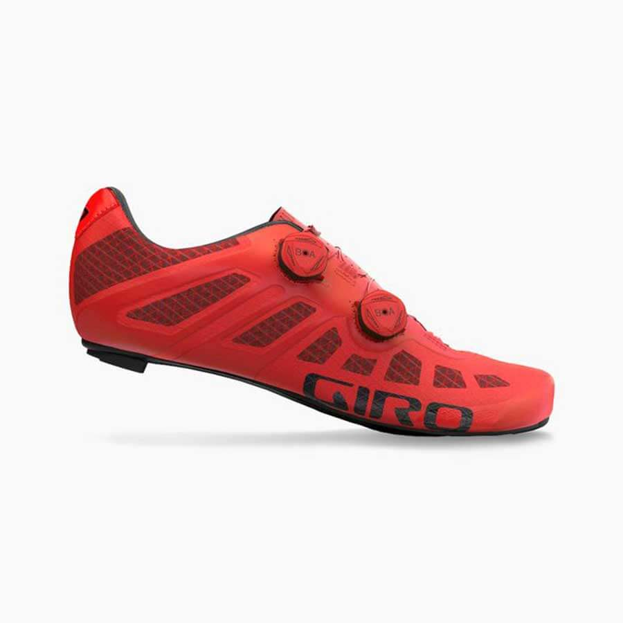 Giro Imperial Bright Red