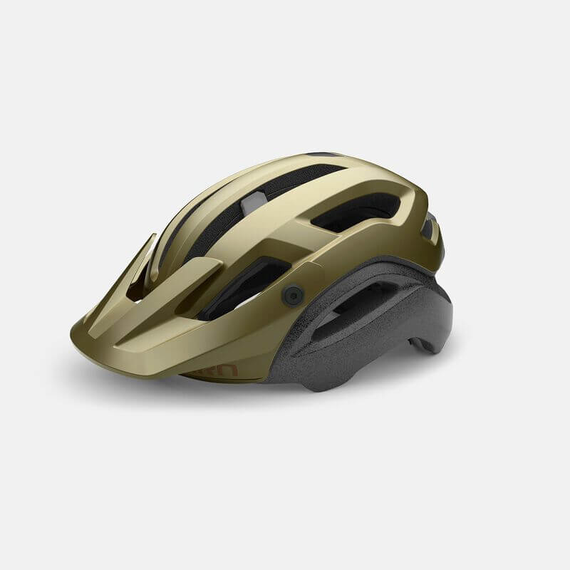 Giro Manifest Spherical Helmet Olive Hero