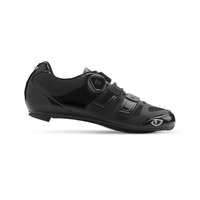 Giro Raes Techlace Shoes Black Side
