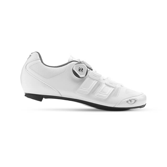 Giro Raes Techlace Shoes White Side