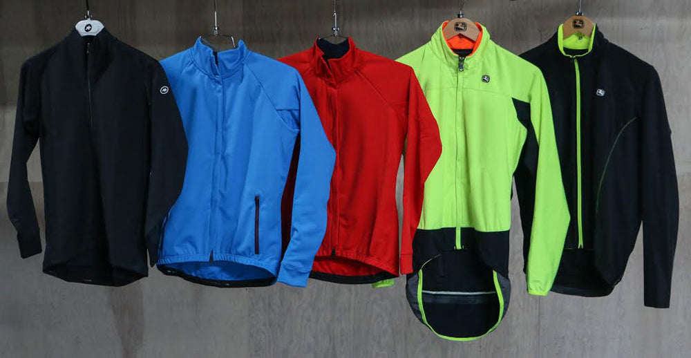 New Jacket Comparison 2017 Contender Bicycles