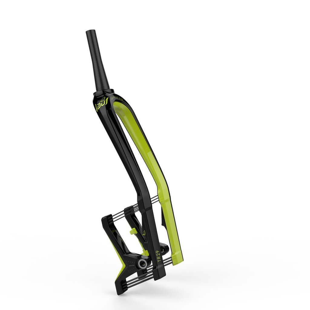 Lauf Trail Racer fork 29 Carbon Green