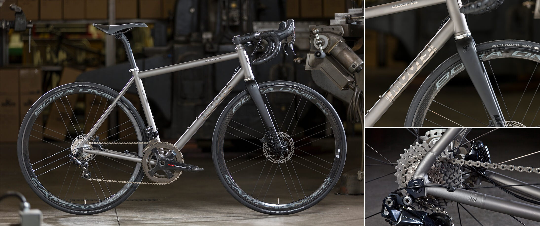 Moots RSL Disc - Contender Bicycles